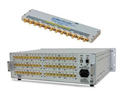 RF Solid State Switch Matrix
