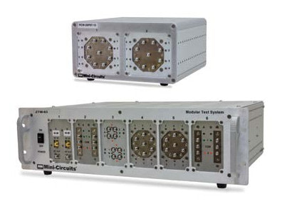 RF Modular Test Systems