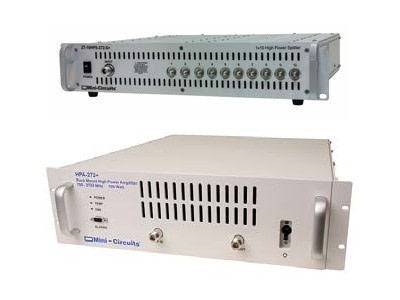 RF Mesh Network Test Systems