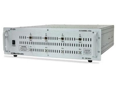 RF Instrumentation Amplifiers