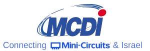 MCDI, Mini-Circuits Exclusive Representative In Israel